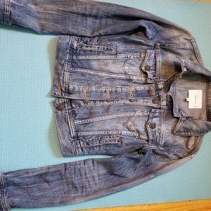Talula jean jacket xxs